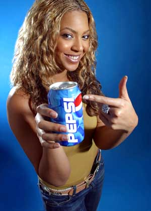 PEOPLE KNOWLES PEPSI